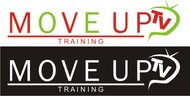Move Up TV Training  Logo - Entry #104