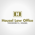 Housel Law Offices  : Theodore F.L. Housel Logo - Entry #69