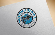 Motion AutoSpa Logo - Entry #216