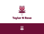 Taylor N Rose Logo - Entry #38