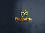 Frappaketo or frappaKeto or frappaketo uppercase or lowercase variations Logo - Entry #44