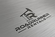 Roadrunner Rentals Logo - Entry #125