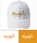 Pancho's Craft Pizza Logo - Entry #100