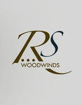 Woodwind repair business logo: R S Woodwinds, llc - Entry #75