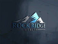 Rock Ridge Wealth Logo - Entry #228