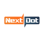 Next Dot Logo - Entry #285