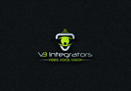 V3 Integrators Logo - Entry #133