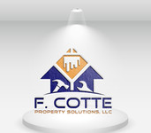 F. Cotte Property Solutions, LLC Logo - Entry #53