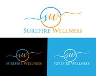 Surefire Wellness Logo - Entry #554