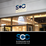 SideDrive Conveyor Co. Logo - Entry #511