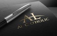 Al C. O'Holic Logo - Entry #28
