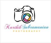 Karthik Subramanian Photography Logo - Entry #216