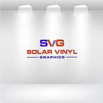 Solar Vinyl Graphics Logo - Entry #280