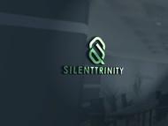 SILENTTRINITY Logo - Entry #72