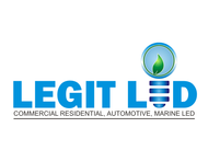 Legit LED or Legit Lighting Logo - Entry #41