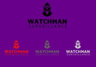 Watchman Surveillance Logo - Entry #137
