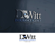 """DeWitt Insurance Agency"" or just ""DeWitt"" Logo - Entry #220"