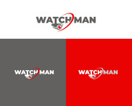 Watchman Surveillance Logo - Entry #78