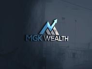 MGK Wealth Logo - Entry #114