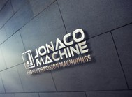 Jonaco or Jonaco Machine Logo - Entry #144