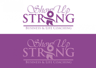 SHOW UP STRONG  Logo - Entry #130