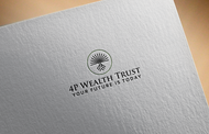 4P Wealth Trust Logo - Entry #230