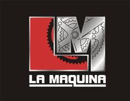La Maquina Logo - Entry #70