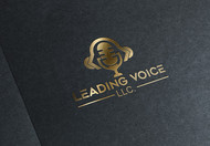Leading Voice, LLC. Logo - Entry #49