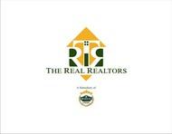 The Real Realtors Logo - Entry #127