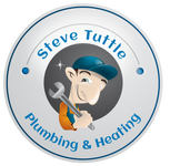 Steve Tuttle Plumbing & Heating Logo - Entry #34