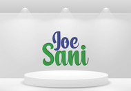 Joe Sani Logo - Entry #136