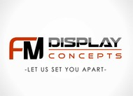 FM Display Concepts Logo - Entry #46
