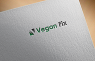 Vegan Fix Logo - Entry #100