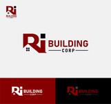 RI Building Corp Logo - Entry #39