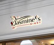 Jasmine's Night Logo - Entry #13