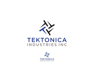 Tektonica Industries Inc Logo - Entry #256