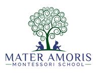 Mater Amoris Montessori School Logo - Entry #574