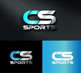 CS Sports Logo - Entry #370