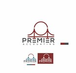 Premier Accounting Logo - Entry #327