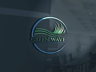 Green Wave Wealth Management Logo - Entry #365