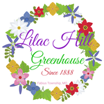 Lilac Hill Greenhouse Logo - Entry #42