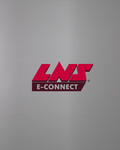 LNS Connect or LNS Connected or LNS e-Connect Logo - Entry #52