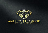 American Diamond Cattle Ranchers Logo - Entry #32