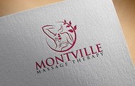 Montville Massage Therapy Logo - Entry #155