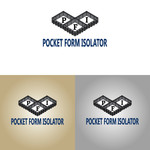 Pocket Form Isolator Logo - Entry #85