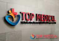 Top Medical Logo - Entry #28