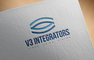 V3 Integrators Logo - Entry #247