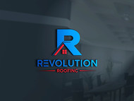 Revolution Roofing Logo - Entry #38