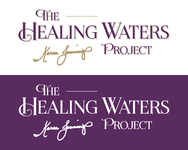 The Healing Waters Project Logo - Entry #23