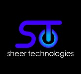 Sheer Technologies, Sheer Entertainment, Sheer Security Logo - Entry #64